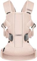 Купить BabyBjorn Рюкзак для переноски ребенка One Mesh цвет розовый, Рюкзаки, слинги, кенгуру