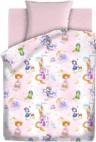 Купить Комплект детского постельного белья Непоседа Маленькая принцесса , 1, 5-спальный, наволочки 70х70, Постельное белье