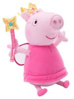 Купить Peppa Pig Мягкая игрушка Пеппа Фея с палочкой 20 см
