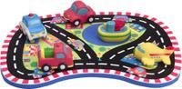 Купить Alex Набор игрушек для ванной Гонки, Alex Toys, Первые игрушки