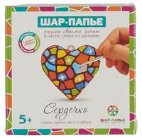 Купить Шар-папье Набор для изготовления игрушки Сердце, Игрушки своими руками
