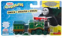 Купить Thomas & Friends Паровозик Эмили с прицепом, Железные дороги