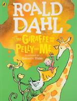 Купить The Giraffe and the Pelly and Me, Зарубежная литература для детей