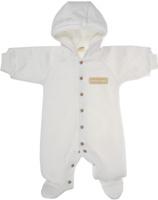 Купить Комбинезон детский Lucky Child, цвет: экрю. 24-70. Размер 74/80, Одежда для новорожденных