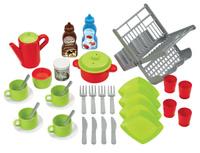 Купить Ecoiffier Игрушечный набор Сушилка для посуды