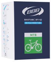 Купить Камера велосипедная BBB , 26 , 1, 5-1, 75 FV, Колеса