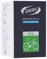 Купить Камера велосипедная BBB , 26 , 1, 9-2, 30 FV, Колеса