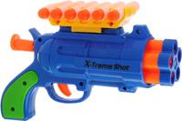 Купить Dream Makers Пистолет-пулемет Стриж цвет синий, Игрушечное оружие