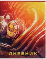 Купить Calligrata Дневник школьный Мотоцикл, Дневники