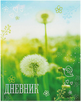 Купить Calligrata Дневник школьный Одуванчики, Дневники