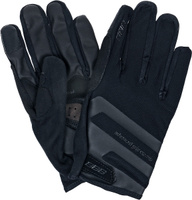Купить Перчатки велосипедные BBB AirZone , цвет: черный. Размер M, Велоперчатки