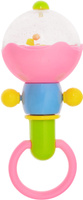Купить Ути-Пути Погремушка цвет розовый 50369, Первые игрушки