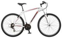 Купить Велосипед горный Schwinn High Timber , мужской, цвет: белый, красный, рама 18 , колеса 27, 5