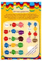 Купить Лас Играс Обучающая игра Изучаем цвета 511486, Обучение и развитие