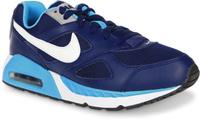 Купить Кроссовки для девочки Nike Air Max Ivo (Gs) Running Shoe, цвет: темно-синий. 579998-400. Размер 5, 5 (37, 5), Обувь для девочек