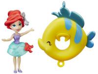 Купить Disney Princess Игровой набор с куклой Ариэль плавающая на круге, Куклы и аксессуары