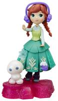 Купить Disney Frozen Игровой набор с куклой Принцесса Анна на движущейся платформе-снежинке, Куклы и аксессуары