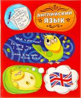 Купить Тетрадь Английский язык 48 листов в клетку, NoName, Тетради