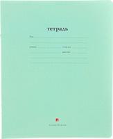 Купить Альт Тетрадь Народная 18 листов в клетку цвет зеленый, Тетради