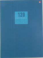 Купить Эксмо Тетрадь Стиль и цвет 120 листов в клетку цвет синий, Тетради