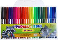 Купить Calligrata Набор фломастеров 24 цвета, Фломастеры