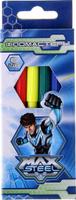 Купить Max Steel Набор фломастеров 6 цветов, Фломастеры