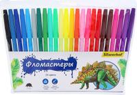 Купить Silwerhof Набор фломастеров Динозавры 24 цвета, Фломастеры