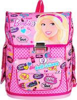 Купить Barbie Ранец школьный Barbie цвет светло-розовый, Ранцы и рюкзаки