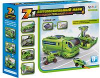 Купить ND Play Конструктор Автомобильный парк 7 в 1, Arstar Electronics Co., Limited, Конструкторы