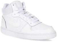 Купить Кеды детские Nike Recreation Mid, цвет: белый. 839977-100. Размер 7 (39), Обувь для девочек