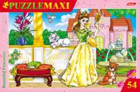 Купить Hatber Пазл для малышей Принцесса