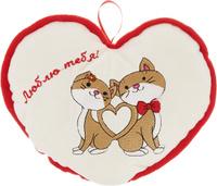 Купить Lapa House Мягкая игрушка-подушка Люблю тебя 25 см 31508, Shantou Shun Zhan