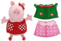 Купить Peppa Pig Мягкая озвученная игрушка Пеппа-модница 19 см
