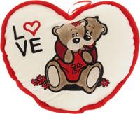 Купить Lapa House Мягкая игрушка-подушка Вместе и навсегда 25 см, Shantou Shun Zhan