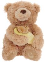 Купить Gund Мягкая озвученная игрушка Rock a Bye Baby Bear 25, 5 см, Enesco