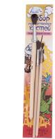 Купить Эдельвейс Набор кистей из волоса пони Лошадка № 1, 3, 5 (3 шт), Кисти