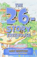 Купить The 26-Story Treehouse, Зарубежная литература для детей