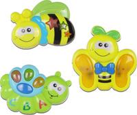 Купить Huile Toys Набор развивающих музыкальных игрушек 3 шт Y1567218, Развивающие игрушки