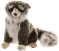 Купить Hansa Мягкая игрушка Енот 24 см, Hansa Toys, Мягкие игрушки