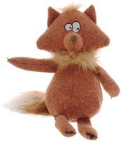Купить Gulliver Мягкая игрушка Рыжий Лис 19 см