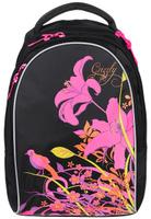 Купить Grizzly Рюкзак детский цвет черный розовый RG-657-2/2, Ранцы и рюкзаки