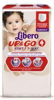 Купить Libero Up&Go Подгузники-трусики 4, 7-11 кг, 52 шт, Подгузники и пеленки