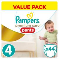 Купить Pampers Pants Трусики Premium Care 9-14 кг (размер 4) 44 шт, Подгузники и пеленки