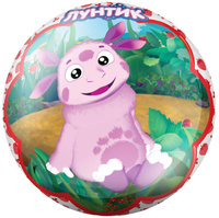 Купить Fresh Trend Мяч Лунтик цвет красный 23 см, Fresh-Trend, Мячи и шары