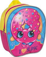 Купить Shopkins Рюкзак дошкольный Шопкинс Пончик цвет розовый, Росмэн, Ранцы и рюкзаки