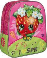 Купить Shopkins Рюкзак дошкольный Шопкинс Клубничка цвет розовый, Росмэн, Ранцы и рюкзаки