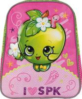 Купить Shopkins Рюкзак дошкольный Шопкинс Яблочко цвет розовый, Росмэн, Ранцы и рюкзаки