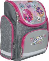 Купить Shopkins Рюкзак Шопкинс цвет серый розовый 32421, Росмэн, Ранцы и рюкзаки