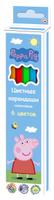 Купить Peppa Pig Набор цветных карандашей Свинка Пеппа неоновые 6 цветов, Карандаши