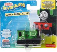 Купить Thomas & Friends Паровозик Люк, Железные дороги